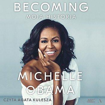 Becoming. Moja historia (Audiobook)