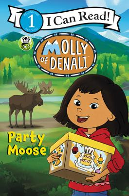 Molly of Denali: Party Moose