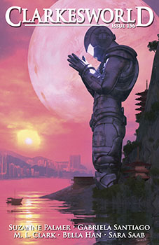 Clarkesworld Magazine, Issue 156