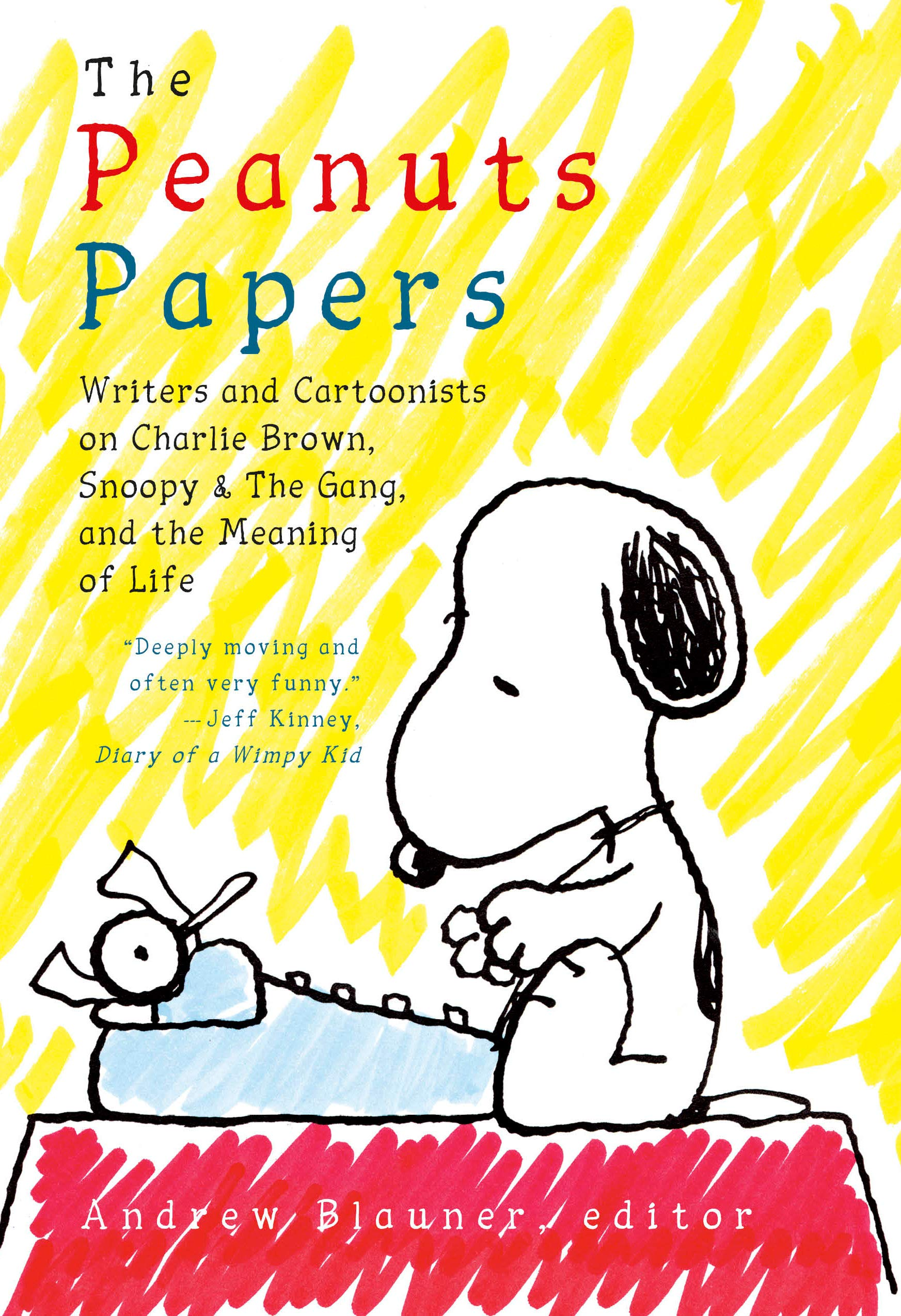 The Peanuts Papers: Charlie Brown, Snoopy & the Gang, and the Meaning of Life