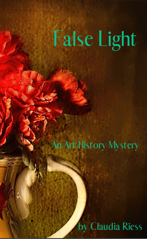 False Light (Art History Mystery #2)
