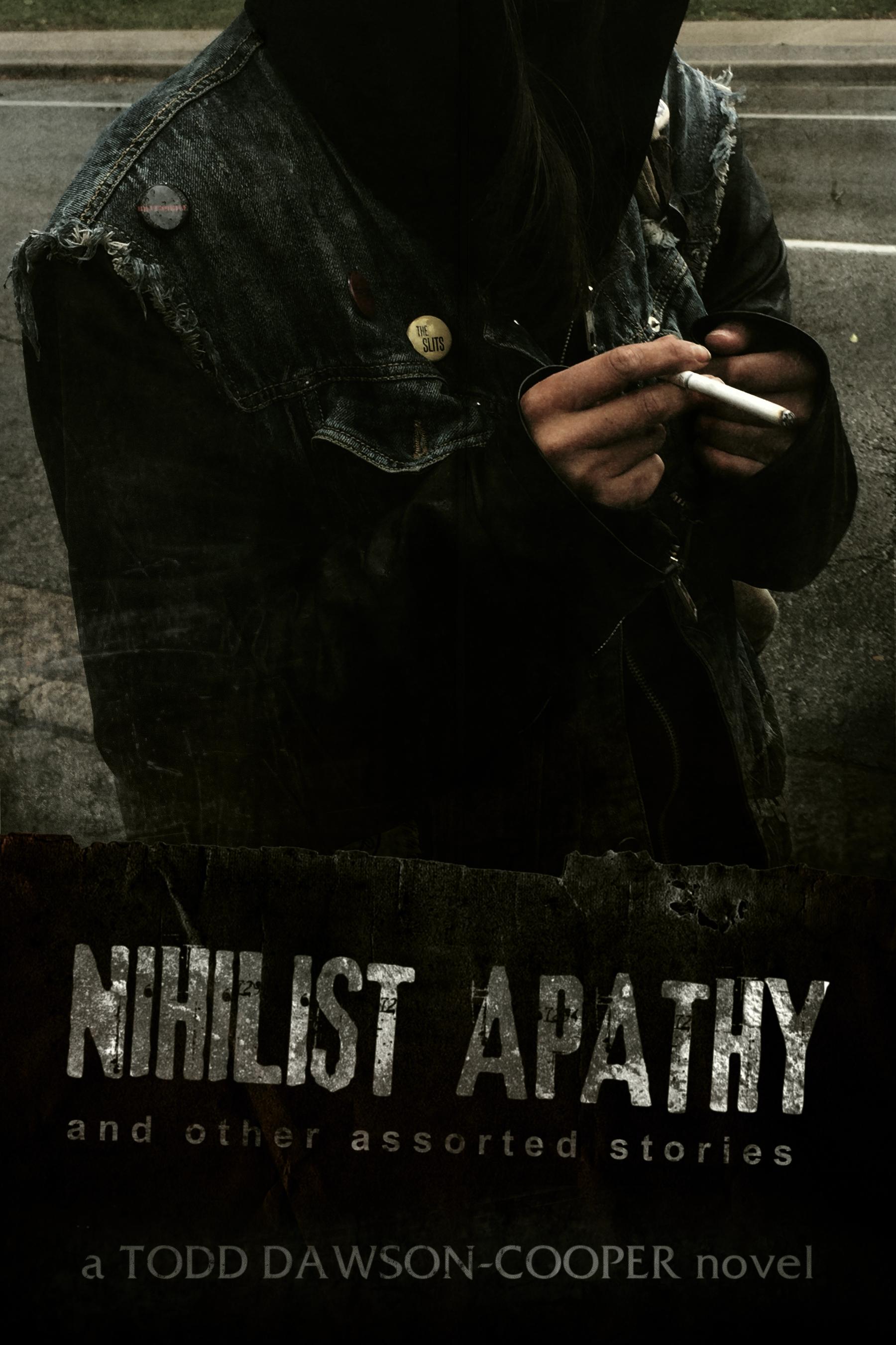 Nihilist Apathy (Blank Earth, #3.5)