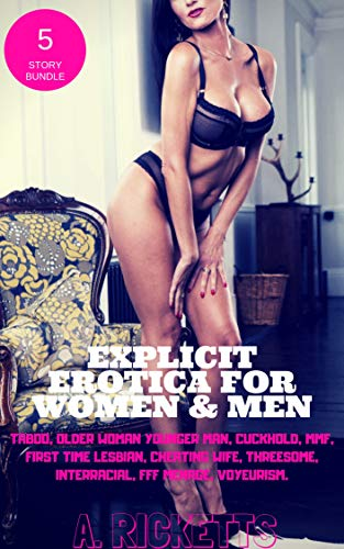 Explicit Erotica for Women and Men: 5 Story Bundle: