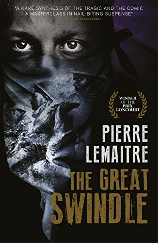 The Great Swindle: Prize-winning historical fiction by a master of suspense