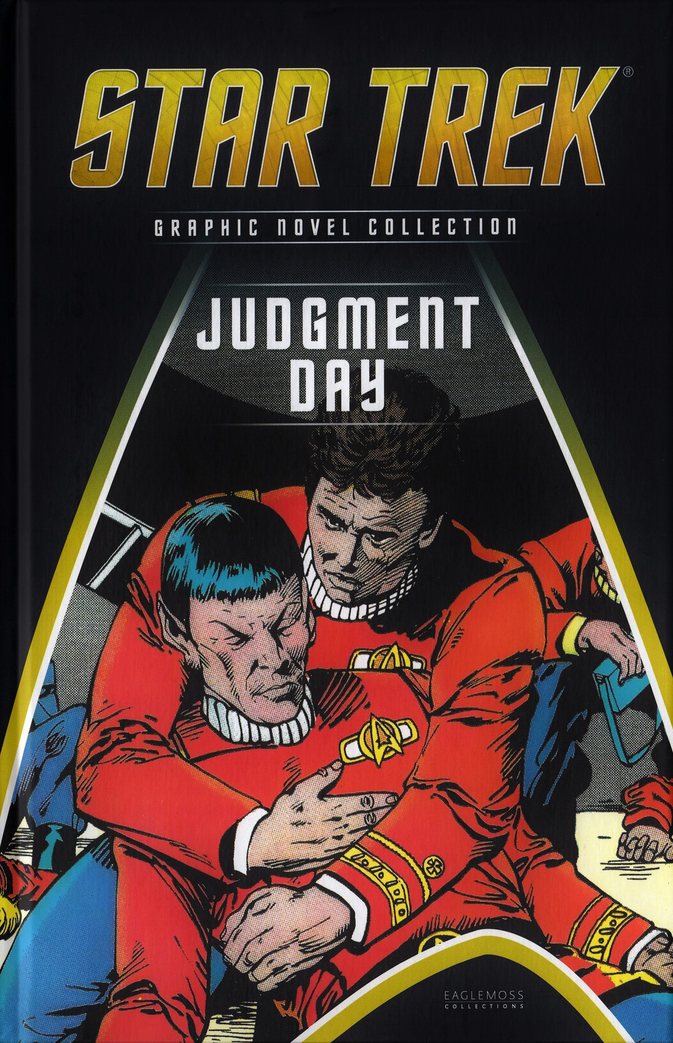 Judgment Day (Star Trek Graphic Novel Collection, #72)