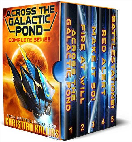 Across the Galactic Pond Box Set: Far Beyond Complete Series