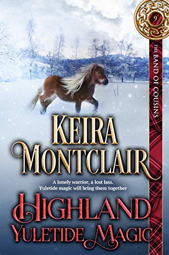 Highland Yuletide Magic (The Band of Cousins #9)