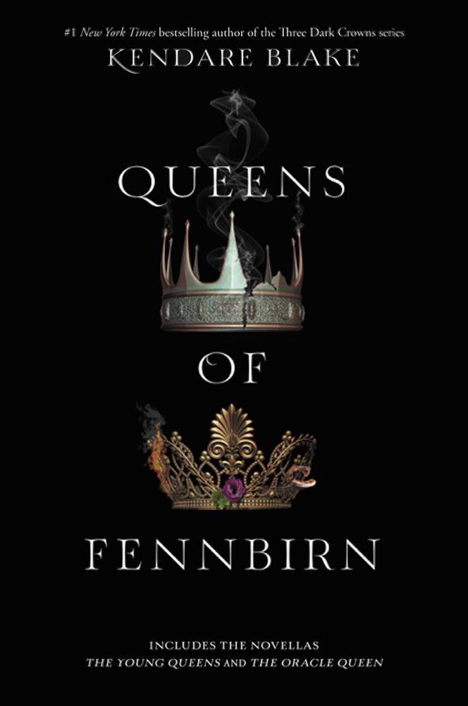 Queens of Fennbirn (Three Dark Crowns, #0.1-0.2)