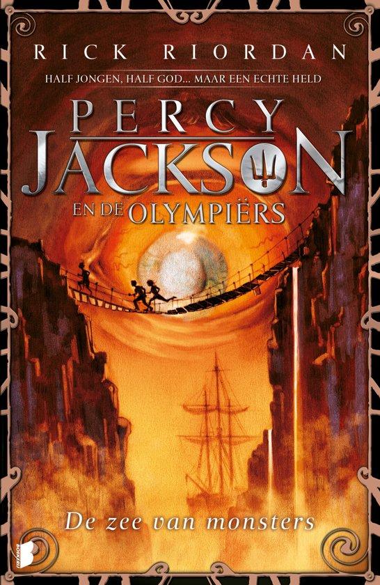 De Zee van Monsters (Percy Jackson en de Olympiërs, #2)