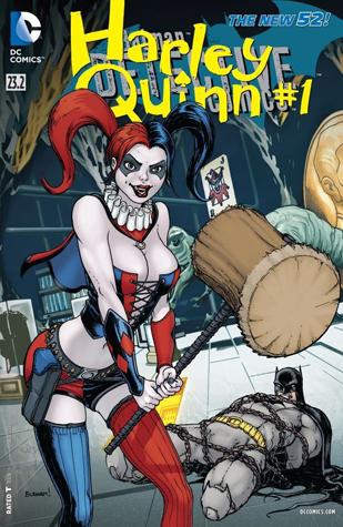 Batman: Detective Comics #23.2: Featuring Harley Quinn