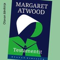 Testamentit  (The Handmaid's Tale, #2)