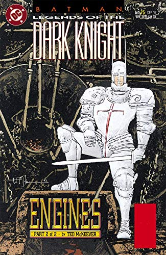 Batman: Legends of the Dark Knight #75