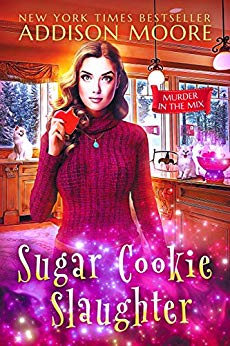 Sugar Cookie Slaughter (Murder in the Mix, #18)