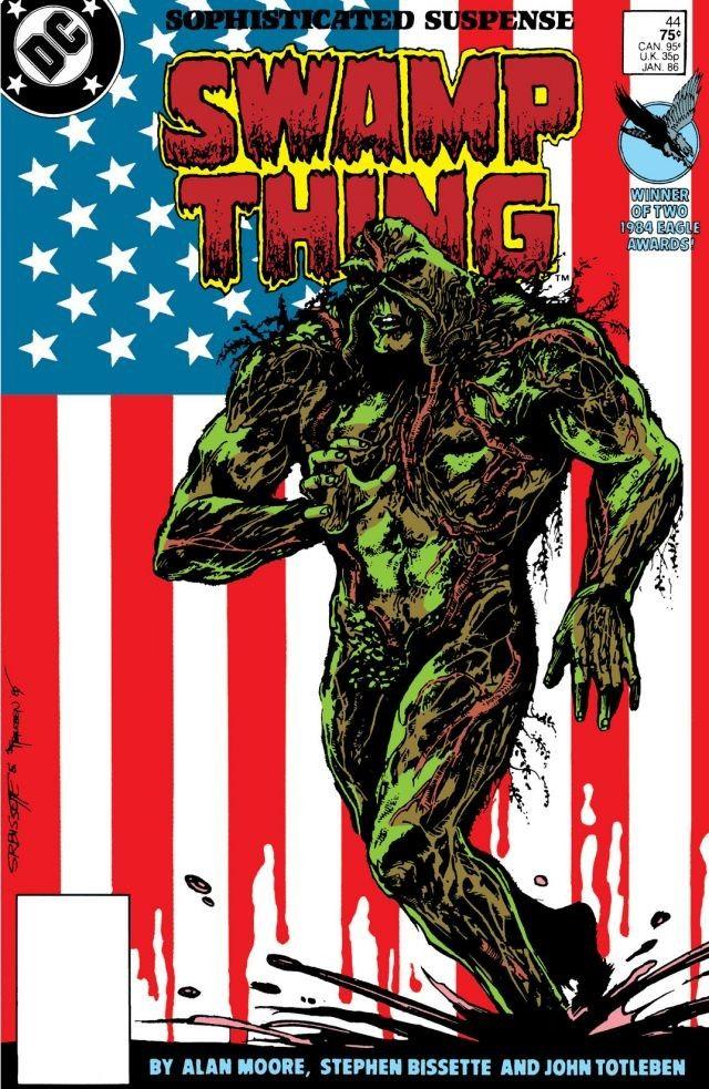 Swamp Thing #44