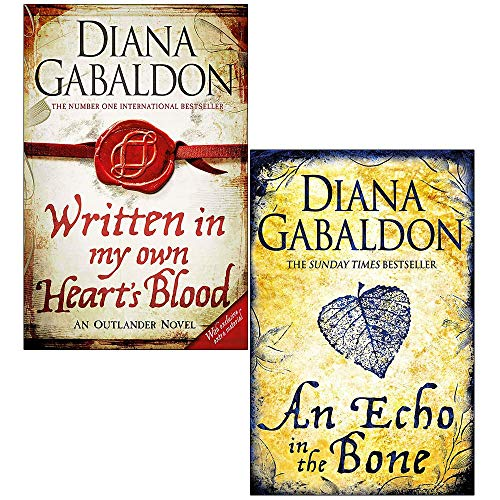 Outlander Series 2 Books Set By Diana Gabaldon