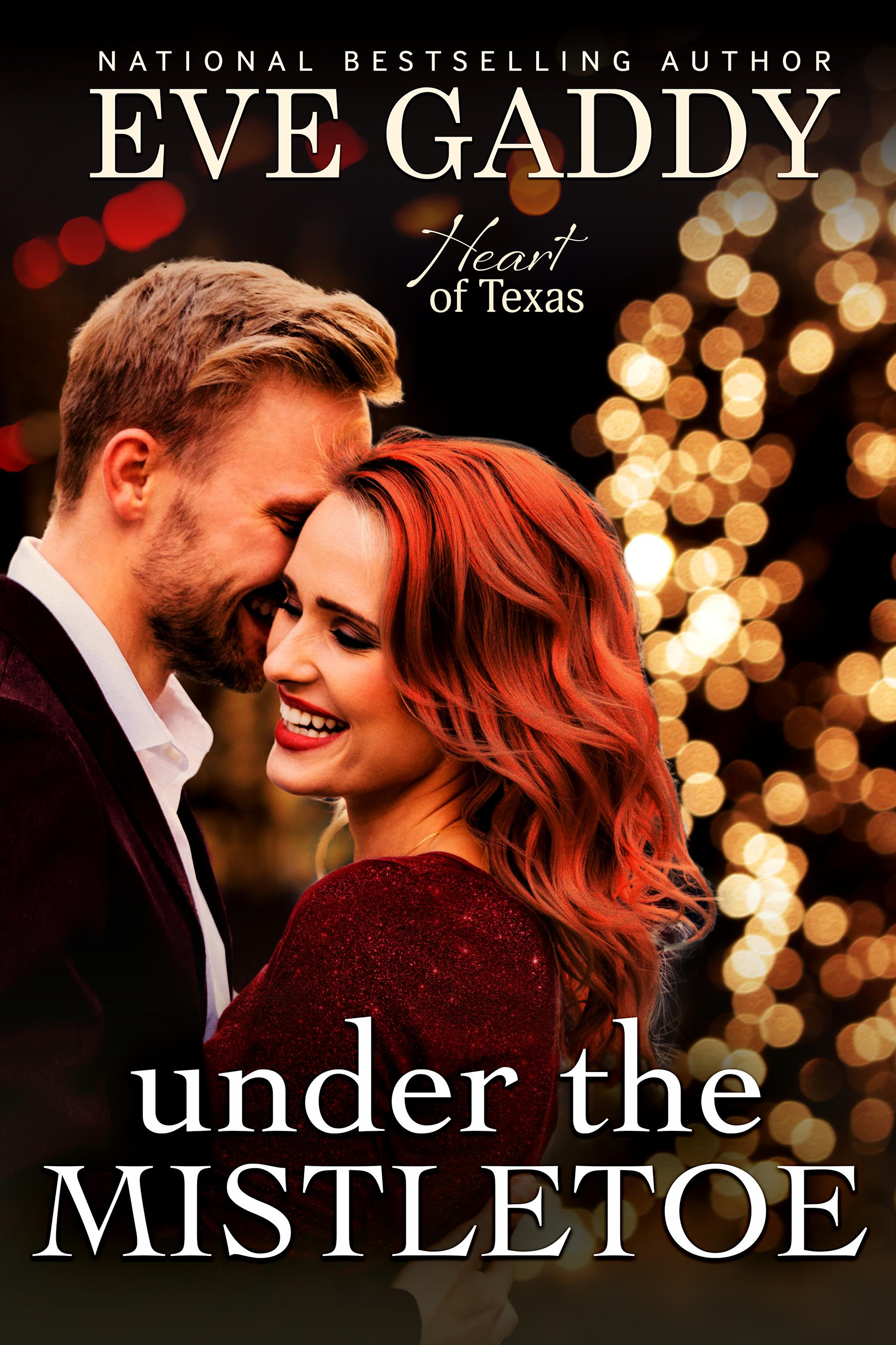 Under the Mistletoe (Heart of Texas, #3)