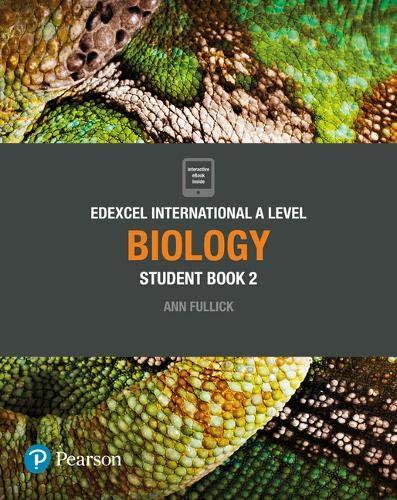 Edexcel International A Level Biology Student Book