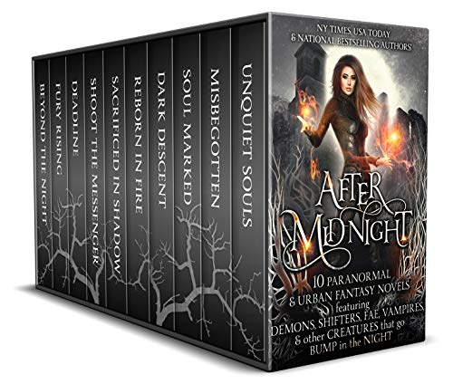 After Midnight: 10 Paranormal Romance & Urban Fantasy Novels Featuring Demons, Shifters, Fae, Vampires, & Other Creatures That Go Bump in the Night
