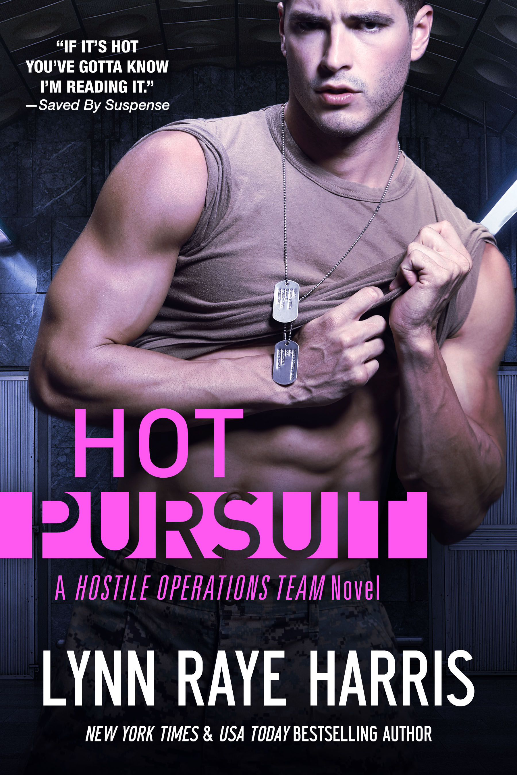 HOT Pursuit (Hostile Operations Team, #1)