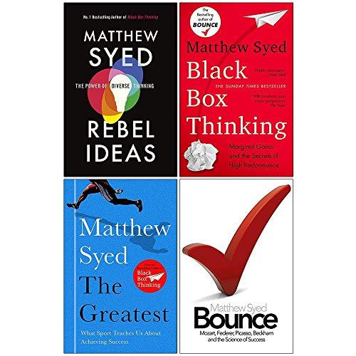 Matthew Syed Collection 4 Books Set
