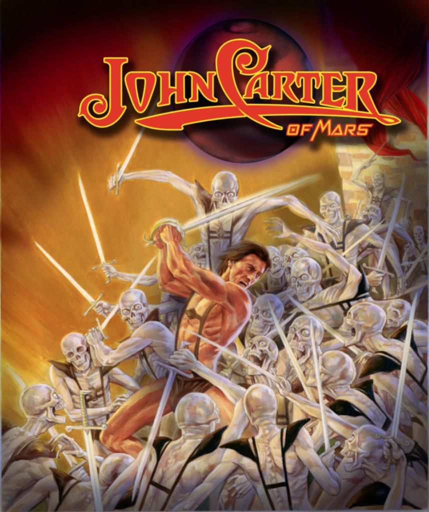 John Carter of Mars - Limited Edition