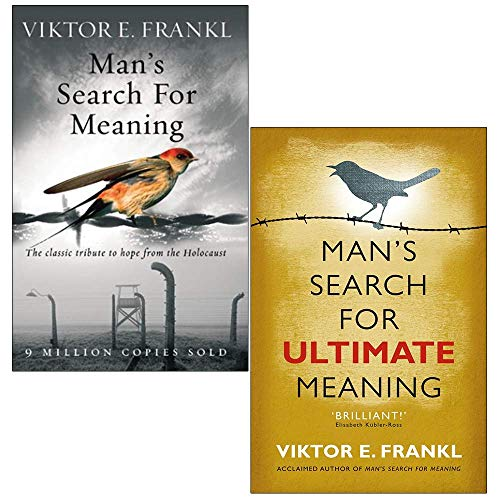Viktor E Frankl Collection 2 Books Set
