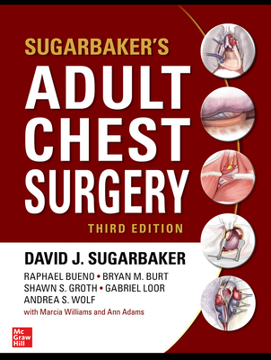 Sugarbaker's Adult Chest Surgery, 3rd Edition