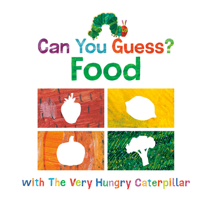 Can You Guess Food with the Very Hungry Caterpillar?