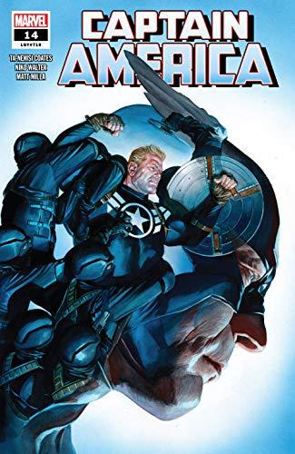 Captain America (2018-) #14