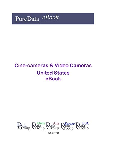 Cine-cameras & Video Cameras United States: Market Sales in the United States