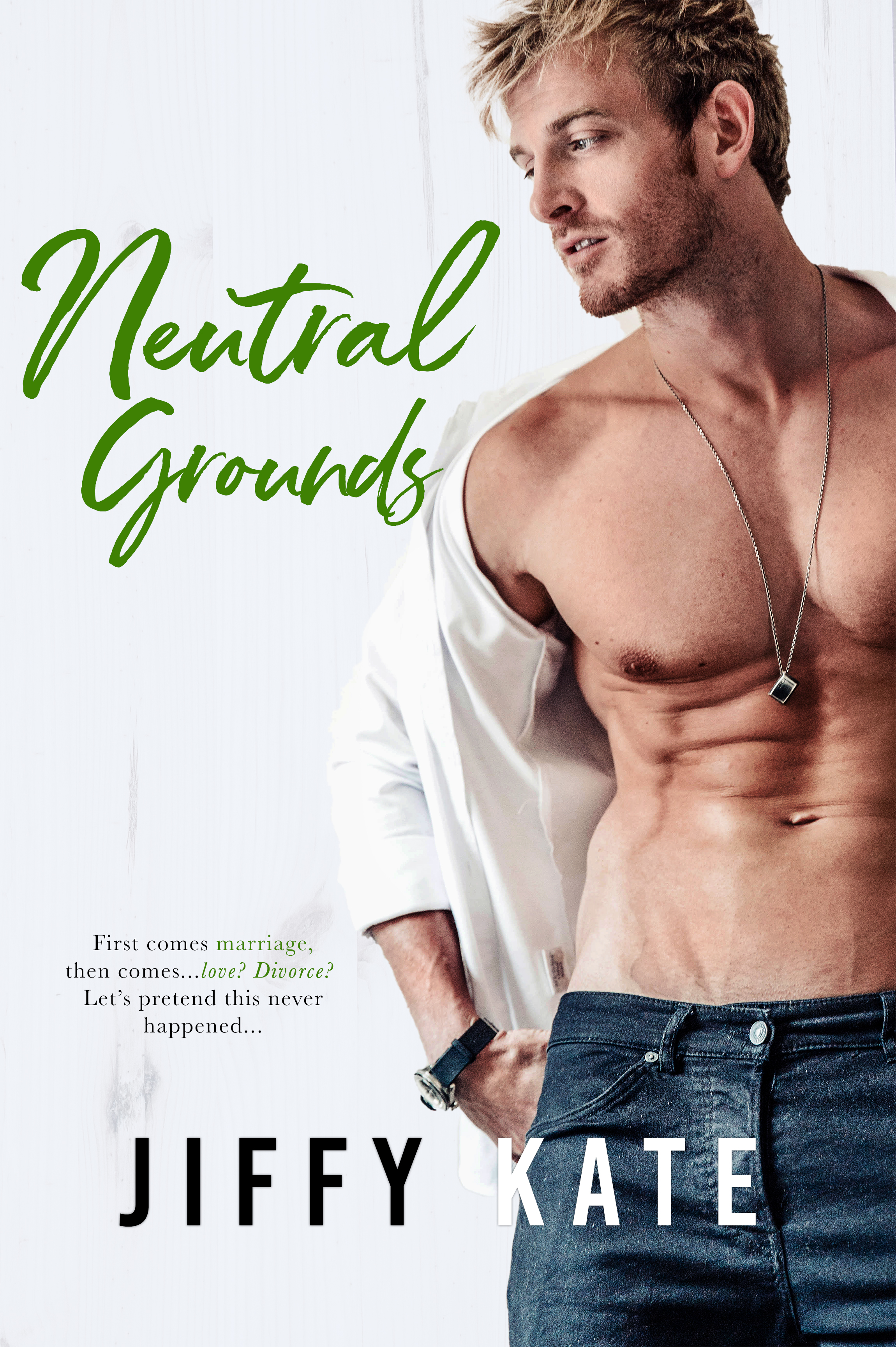 Neutral Grounds (French Quarter Collection #3)