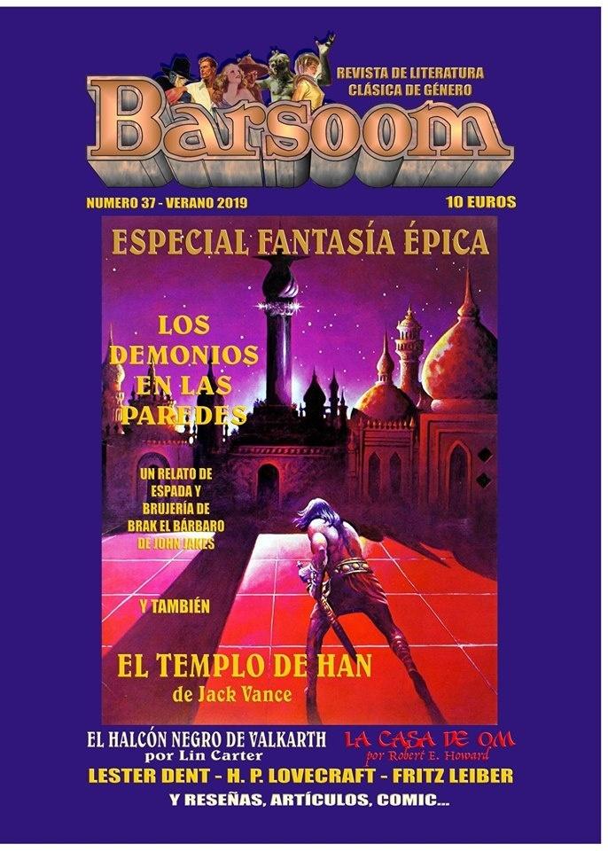 Barsoom vol. 37