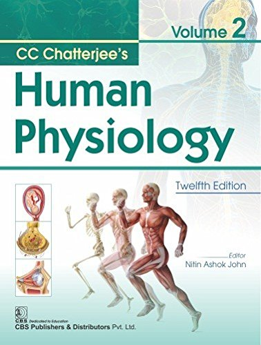 C C CHATTERJEES HUMAN PHYSIOLOGY 12ED VOL 2 (PB 2018)