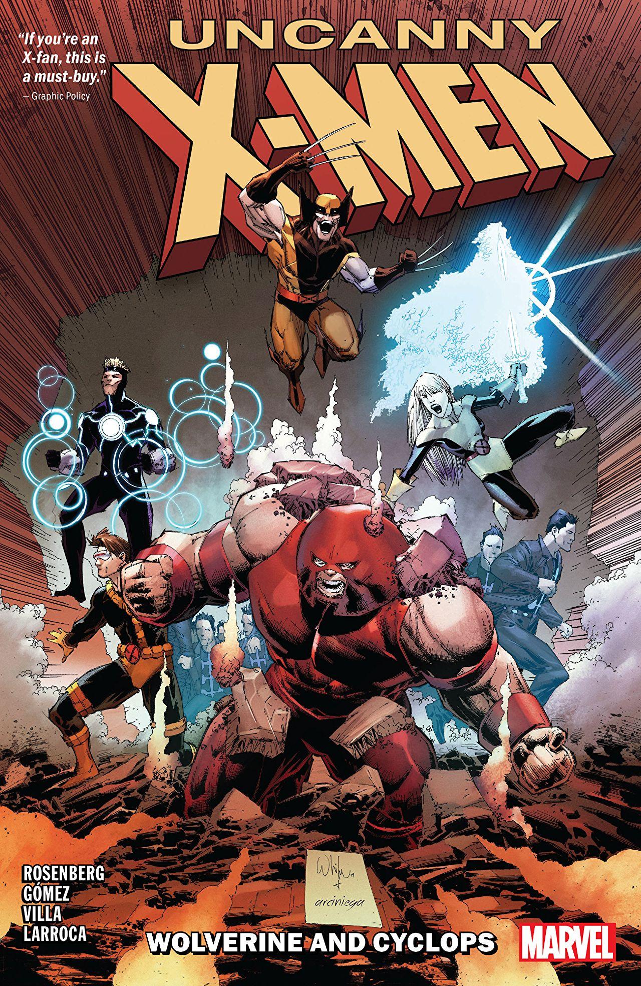 Uncanny X-Men: Wolverine and Cyclops, Vol. 2