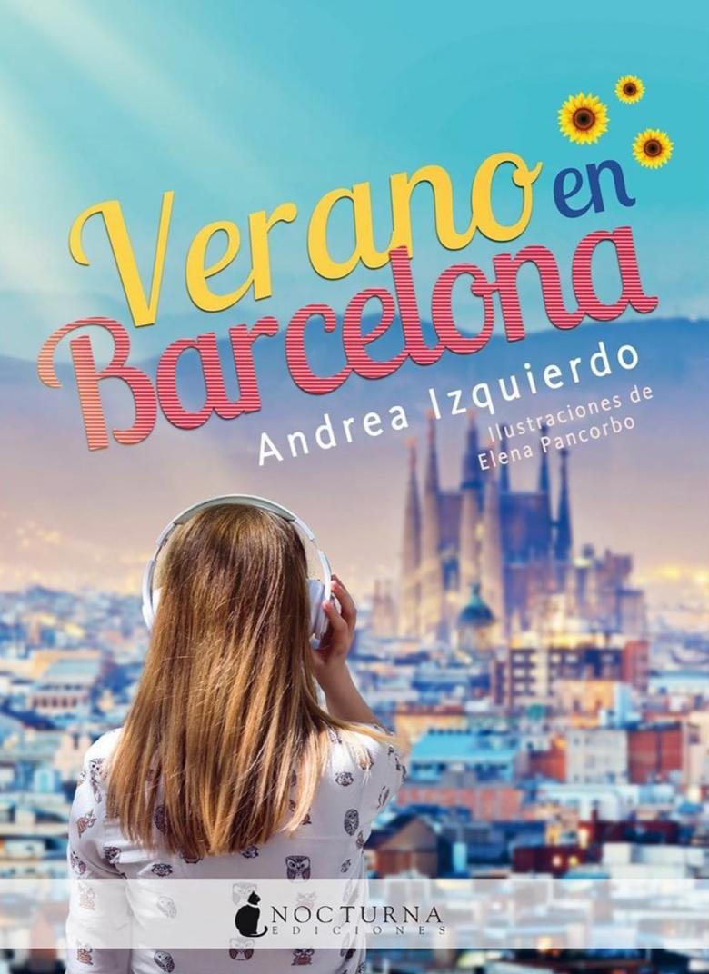 Verano en Barcelona (Otoño en Londres, #4)