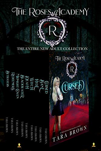 The Roses Academy New Adult Boxset: The Entire New Adult Collection