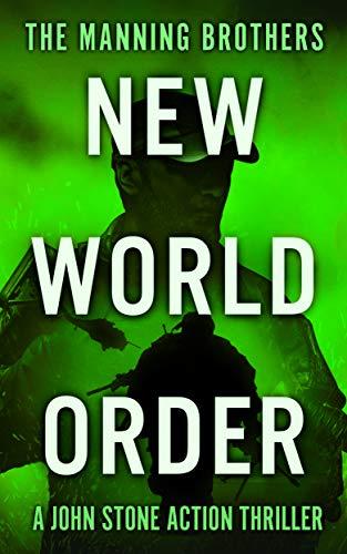 New World Order (John Stone #8)