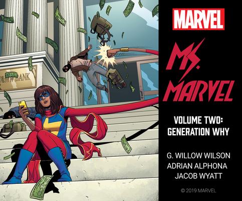 Ms. Marvel Vol. 2: Generation Why