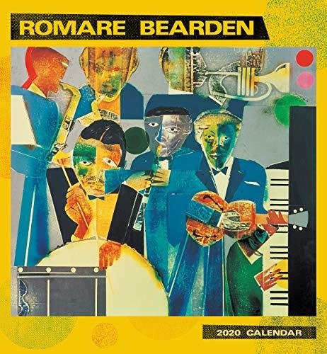 Romare Bearden 2020 Wall Calendar