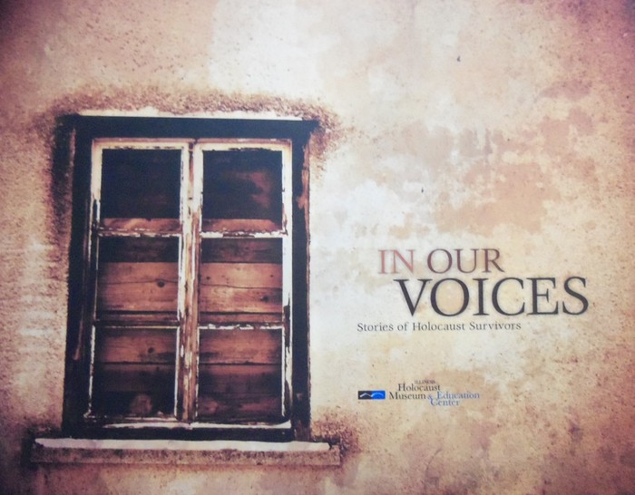 In Our Voices: Stories of Holocaust Survivors
