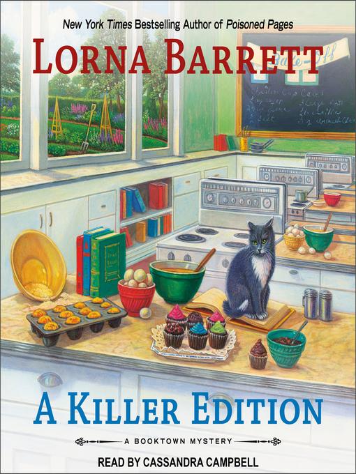 A Killer Edition (Booktown Mystery, #13) (Audiobook)