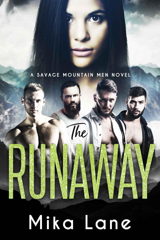 The Runaway (Savage Mountain Men #2)