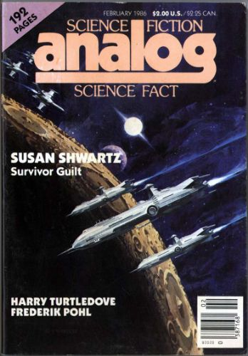 Analog Science Fiction and Fact, February 1986