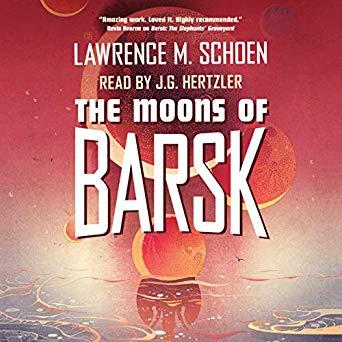 The Moons of Barsk (Barsk, #2)