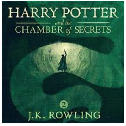 Audiobook - Chamber of Secrets