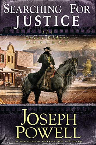 Searching for Justice (The Texas Riders Western)