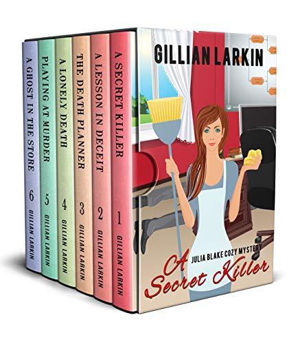 Cozy Mystery Starter Set - Six Books