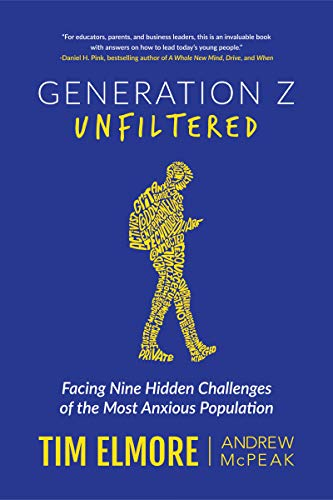 Generation Z Unfiltered: Facing Nine Hidden Challenges of the Most Anxious Population