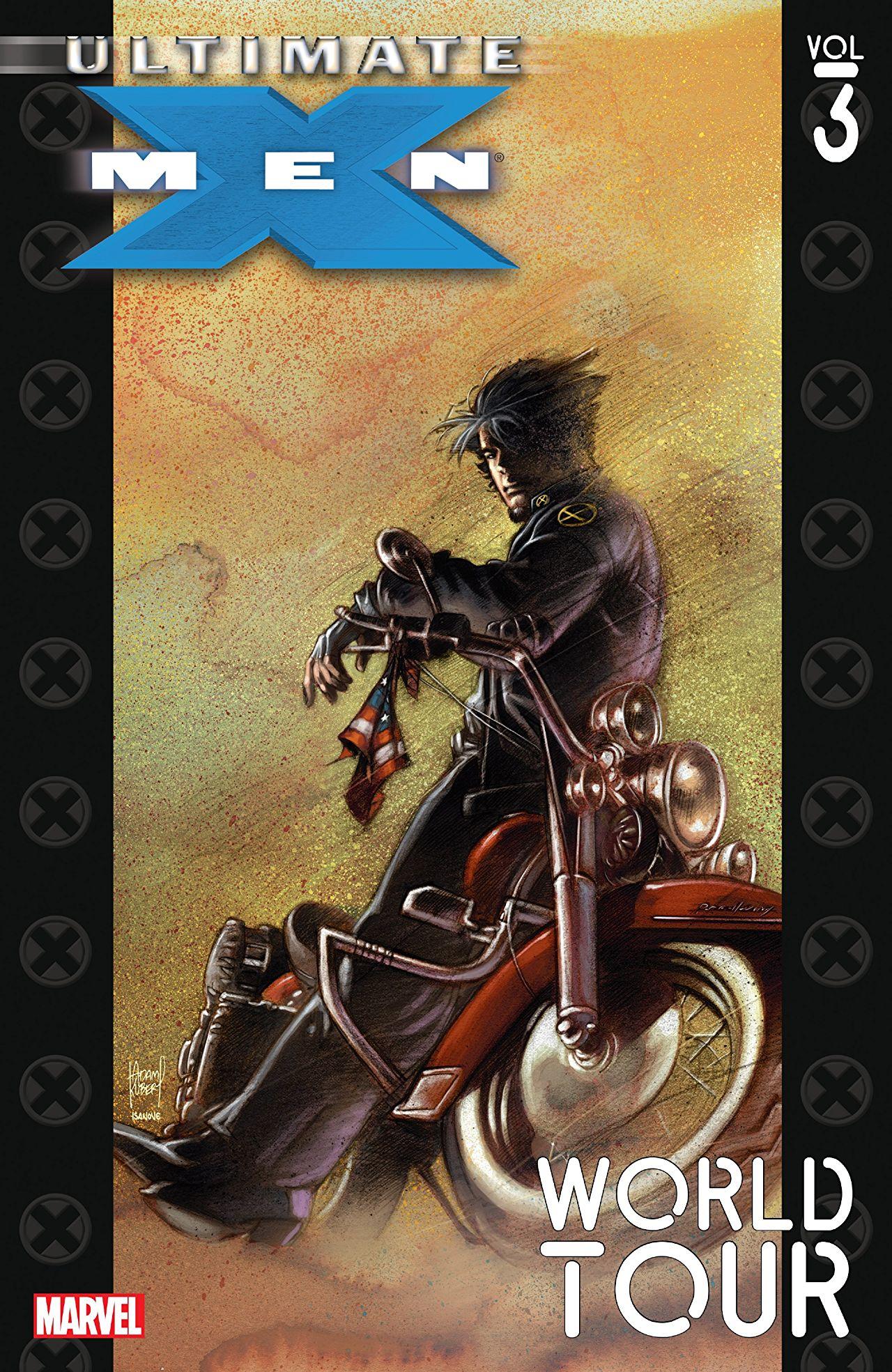 Ultimate X-Men, Vol. 3: World Tour
