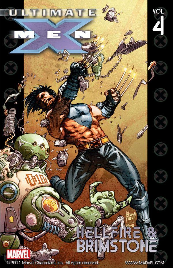 Ultimate X-Men, Vol. 4: Hellfire and Brimstone